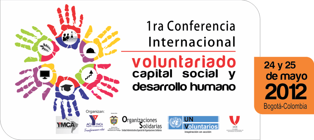 1ra Conferencia Internacional Voluntariado, Capital social y Desarrollo humano
