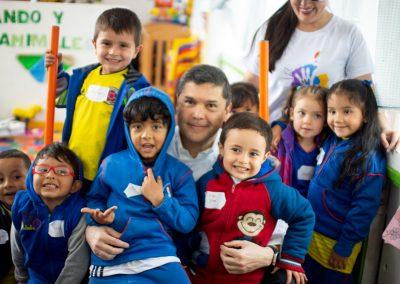 Presidente Jaime Upegui en la ACJ-YMCA Scotiabank Colpatria